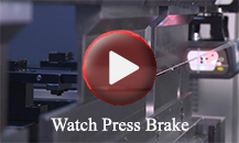 Press Brake Video Button